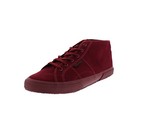 SUPERGA - Sneaker COTU 2754 - total dark bordeaux Total Dark Bordeaux