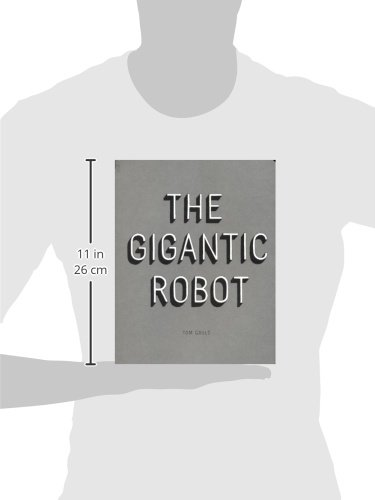 GIGANTIC ROBOT By Tom Gauld Buenaventura Press Brand New