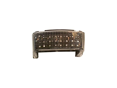 mit E-Pr/üfzeichen 62-84720L f/ür Honda LED Klarglasr/ücklicht