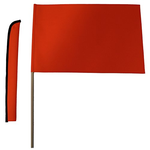 Water Safety Flags (Athletic Orange Water Ski)