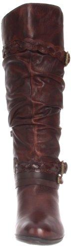 Pikolinos Kvinders Mørkebrun 829-8563 Knæhøje Støvle nwSMLjguCi