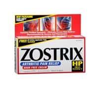 Zostrix Zostrix Hp Arthritis Pain Relief Cream, 2 oz (Pack of 3)