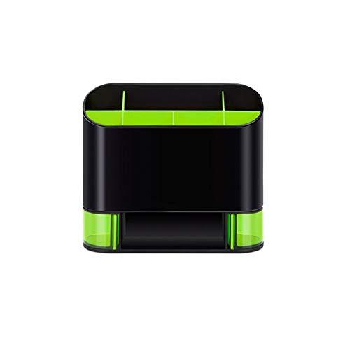 - Pen Holder, Plastic Pen Holder, Stationery Storage and Finishing Container, Desk Fixed Storage Box, Desktop Multi-Function Storage Pen Holder CQOZ (Color : C)