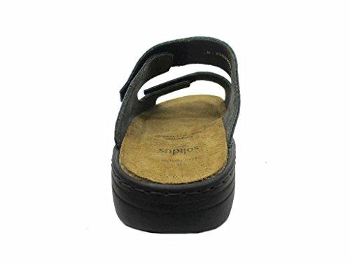 Solidus Natura Sandale Schwarz