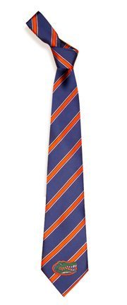 University of Florida Gators Mens Striped Neck Tie