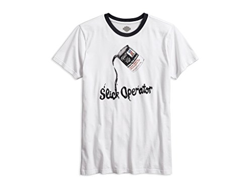 Harley-Davidson T-Shirt Slick Operator