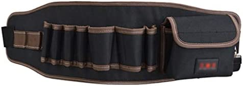 ツールオーガナイザー 多機能ポータブルツールボックス600Dオックスフォード布工具収納ポケットツールボックスと複数のポケット ポータブルツールボックス (Color : B)