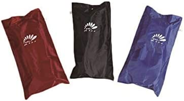 XHYRB 防雨雪高い靴カバー、耐摩耗性防水トラベル砂漠・砂防靴カバー、屋外の乗馬靴カバー、 防水靴、防雨カバー、長靴 (Color : Black, Size : M)