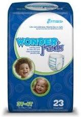 WonderPants® Heavy Absorbency Training Pants, Pack of 23