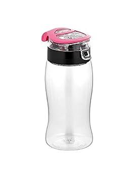 Stolmet 730 ML Botella de Agua con infusor de Frutas y Tapa con Tapa/ plástico