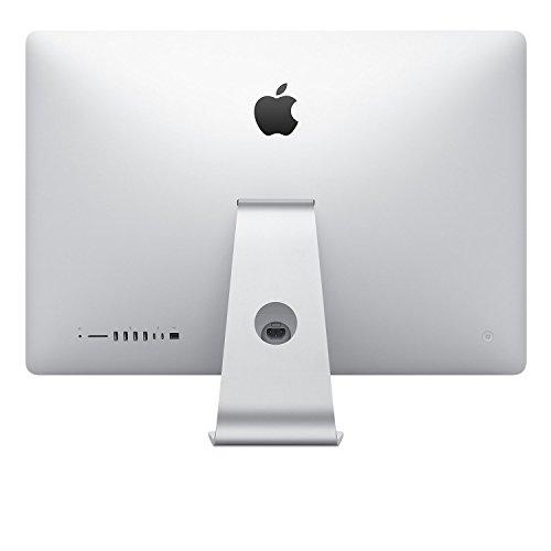 Apple iMac 27'' Desktop with Retina 5K Display (Mid 2017) - 4.2GHz Quad-Core Intel Core 7th-gen i7, 1TB SSD, 64GB 2400MHz DDR4 Memory, 8GB Radeon Pro 580 Graphics, macOS, Magic Keyboard - Spanish by Apple (Image #5)