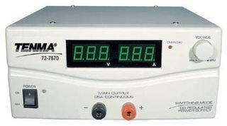 TENMA 72-7670 Power Supply, Switch Mode, 15V