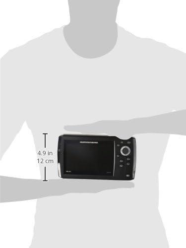 HUMMINBIRD combinado HELIX 5GPS HD XD sonda TA-50 y 200 KHz ...