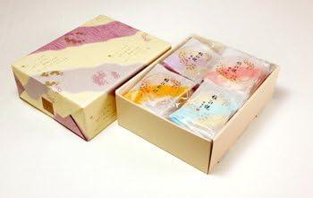 京都祇園萩月 雅び焼詰め合せ(21袋入)御年賀に使える お煎餅