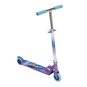Amazon.com: Huffy Frozen de Disney Preschool 3-Wheel Kick ...