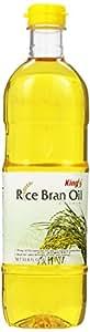 King Rice Bran Oil, 33.8-Ounce