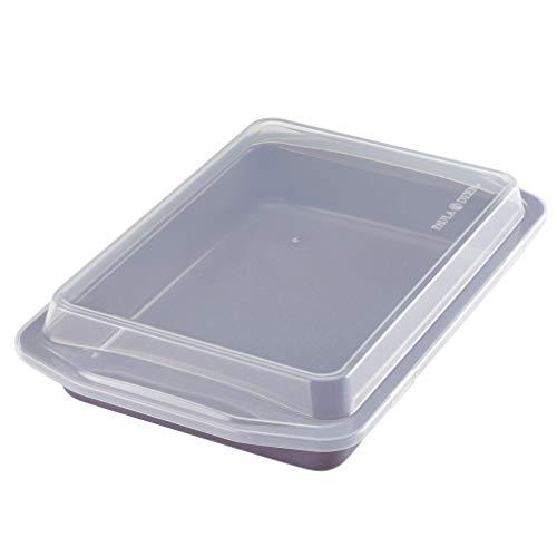 Paula Deen 46265 Speckle Bakeware Cake Pan, 9 x 13 , Lavender