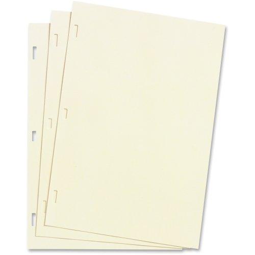 WLJ90130 - Wilson Jones 901-30 Looseleaf Minute Book Ledger Sheet B002XK0G04