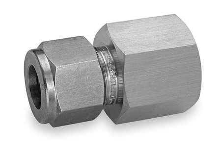 Connector 316 SS LET-LOKxF 8mm x 1/4 (Hinge Ham)