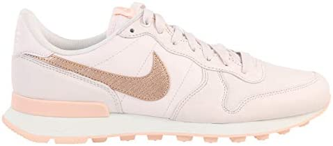 Nike W Internationalist PRM, Zapatillas de Atletismo para Mujer, Multicolor (Light Soft Pink/Mtlc Red Bronze 604), 43 EU: Amazon.es: Zapatos y complementos