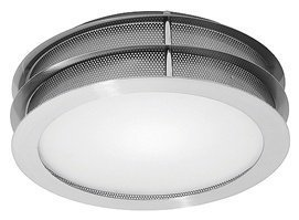 - Access Lighting 50130-BS/FST Iron Flush Ceiling Light Brushed by Access Lighting