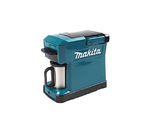 MAKITA Rechargeable Coffee Maker CM501DZ (Blue)【Japan Domestic genuine products】 【Ships from JAPAN】 by Makita