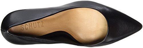 Scarpe Da Donna Di Protezione Delle Donne Pompe Nero (nero)