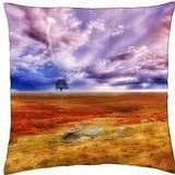 The wild of wales - Throw Pillow Cover Case (18