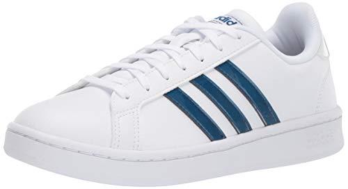 - adidas Women's Grand Court, Legend Marine/White, 8 M US