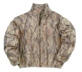 Full Zip Natural Gear Fleece - Natural Gear Full Zip Fleece Jacket Large