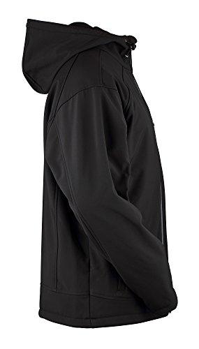 Prosmart Men's Heated Jacket with Hood and 12Volt Battery Pack (M) by Prosmart (Image #2)