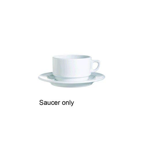 (Arcoroc R0833 Candour White 6-1/2