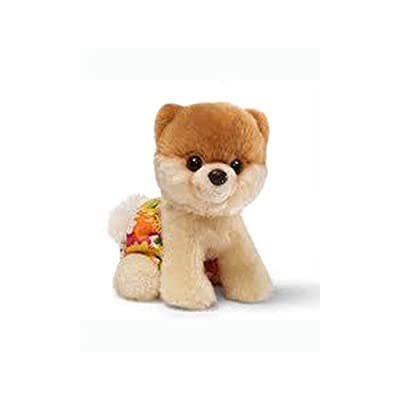"Gund 5"" Itty Bitty Boo Dressed in a Bathing Suit Plush"