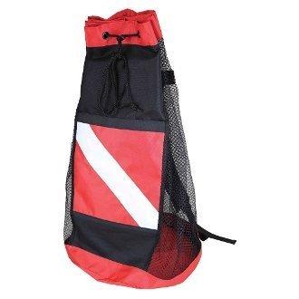 (New ScubaMax Dive Flag Mesh BackPack)