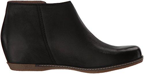 Women's Leyla Dansko Boot Ankle Black HF1wxxdq7