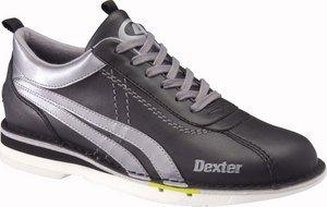 UPC 091501675217, Dexter SST Entry Black/Grey Mens Bowling Shoes (11.0)