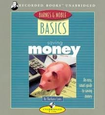Barnes and Noble Basics Saving Money ebook