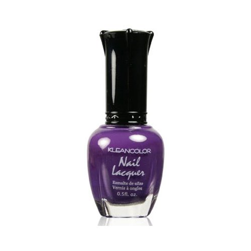 (1 Kleancolor Nail Polish Lacquer #97 Love Affair Manicure + Free Earring)