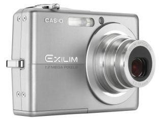 CASIO デジタルカメラ EXILIM ZOOM EX-Z700 シルバー