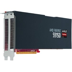 AMD FirePro S9150 Graphic Card - 900 MHz Core - 16 GB GDDR5 SDRAM - PCI Express 3.0 - Full-length/Full-height - 4096 x 2160 - Passive Cooler - OpenGL 4.4, OpenCL 2.0, DirectX 11.2 - (900 Mhz Video)