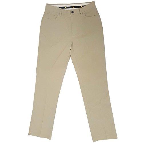 Jack Nicklaus 5 Pocket TECH Golf Pants Plaza Taupe 36