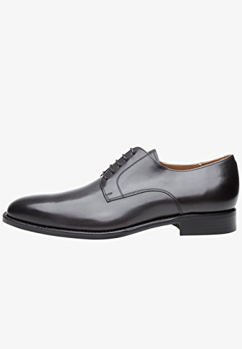 Shoepassion No. 5221 Scarpa Da Uomo O Da Lavoro Esclusiva Per Uomo Dal Design Unico Grazie Al Handfinish. Saldato E Fatto A Mano. Grigio