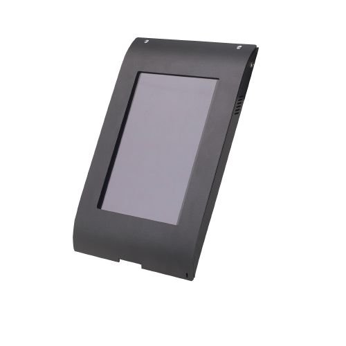 MMF POS Lockable Tablet Enclosure, Case Only, for 9-10 Inch Tablets, Black (MMFTE1011A04) by MMF POS