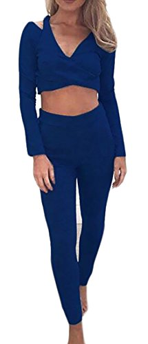 New 2 Piece Velour Outfit - 8