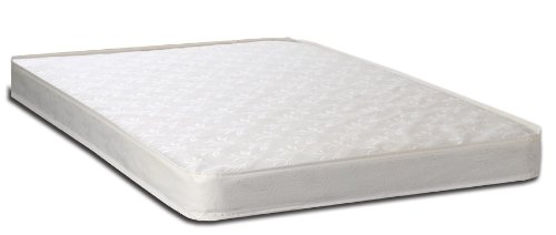 Kolcraft Cozy Soft Portable Crib Mattress, Lily by Kolcraft