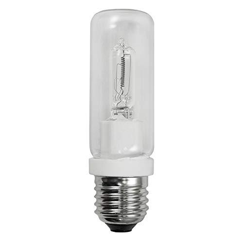 Q150CLMDE 230V 150 Watts T10 Double Envelope Quartz Halogen Lamp Medium Base ()