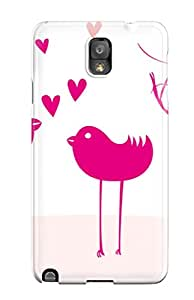 For Galaxy Note 3 Premium Tpu Case Cover Valentine Day Protective Case