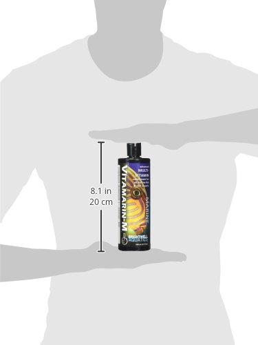 Picture of Brightwell Aquatics Vitamarin-M Multivitamin Supplement for all Marine Aquaria, 500ml
