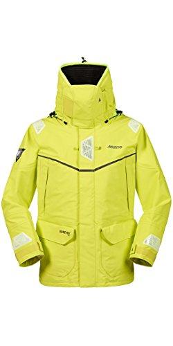 Musto MPX Offshore Jacket - Sulphur Spring XL