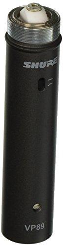 Shure Shotgun Mic (Shure RPM89/PRE Microphone Preamp for VP89 Shotgun Microphones)